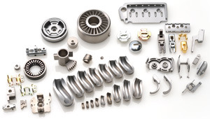 Metal injection molding parts[MIM] - Product Information